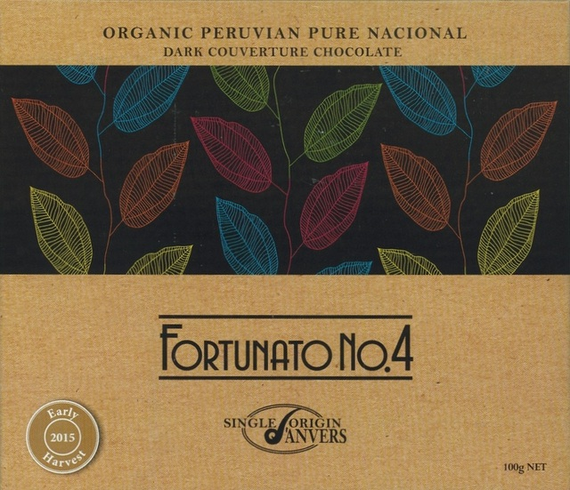 Anvers Chocolates Fortunato No 4