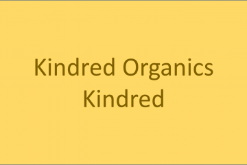 Kindred Organics