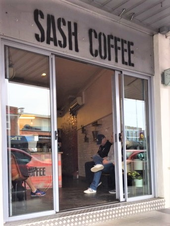 Sash Coffee Sandy Bay