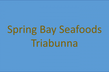 Spring Bay Seafoods