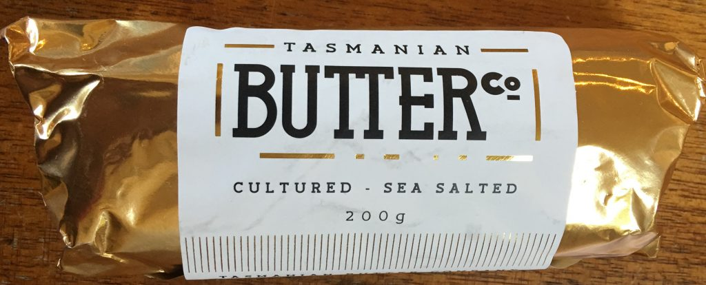 Tasmanian Butter Company Cultured Butter