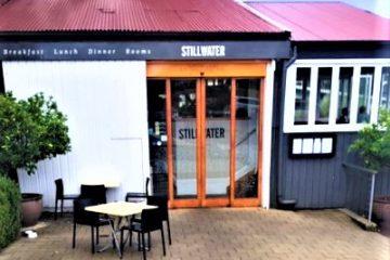 Stillwater entrance