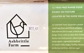 Ashbrittle Farm eggs