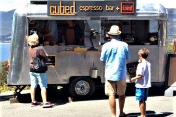 Cubed Espresso Caravan