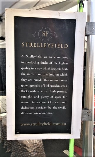 Strelleyfield Ducks